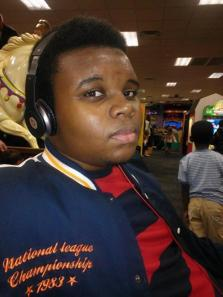 Mike Brown, murdered by a police officer in Ferguson, MO.